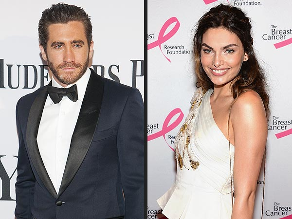 Jake Gyllenhaal Dating Sports Illustrated Model Alyssa Miller?