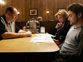 Booth From Final Sopranos Episode 'Reserved' in Tribute to Gandolfini | James Gandolfini