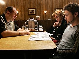 Booth From Final Sopranos Episode 'Reserved' in Tribute to Gandolfini | James Gandolfini