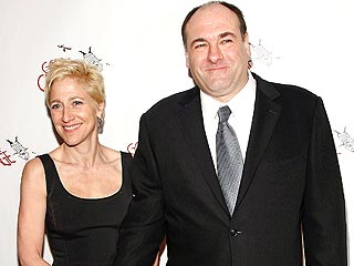 Edie Falco Remembers James Gandolfini's 'Tremendous Depth and Sensitivity' | Edie Falco, James Gandolfini