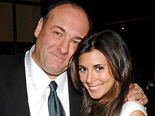 Jamie-Lynn Sigler 'Treasures Memories' with Sopranos Dad James Gandolfini | James Gandolfini, Jamie-Lynn Sigler