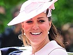 Kate Is Cheered at Last Official Royal Engagement Before Baby | Kate Middleton