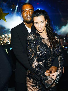 Kim Kardashian Is a Mom! | Kanye West, Kim Kardashian