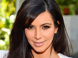Kim Kardashian's Baby Is 'Already Smiling' | Kim Kardashian
