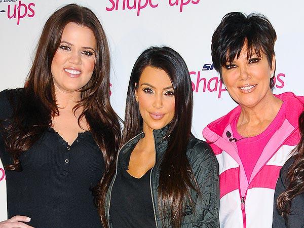 Kim Kardashian Baby: Kris Jenner and Khloe Kardashian Tweet Congrats