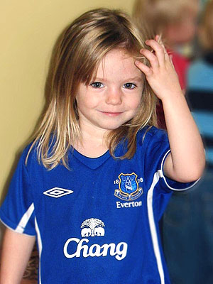 Report: Girl in Photo Is Not Madeleine McCann| Kidnapping