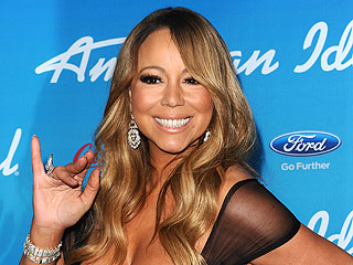 Mariah Carey Shows Off Idol-Worthy Body in Sexy Photos | Mariah Carey