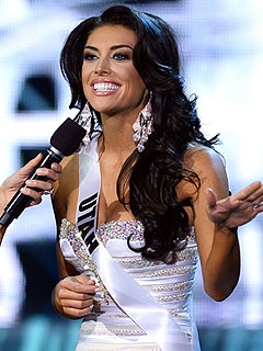 Relive Miss Utah Botching Her Miss USA Pageant Answer
