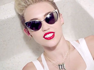 What Is Happening in Miley Cyrus's New Video?