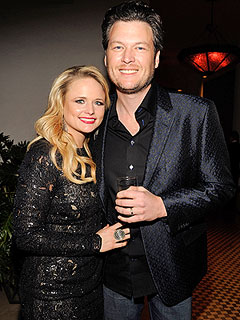 Blake & Miranda Are Jetting to Oklahoma to Do 'Husband and Wife Things' | Blake Shelton, Miranda Lambert