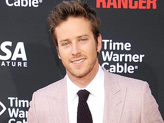 How Armie Hammer Convinced His Wife to Marry Him