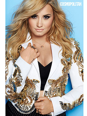 Demi Lovato: I Was Suicidal at Age 7