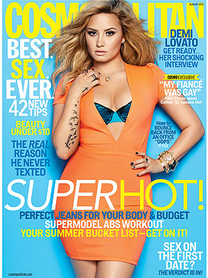Demi Lovato: I Was Suicidal at Age 7| Health, The X Factor, Demi Lovato
