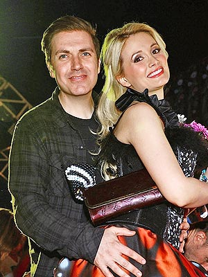 Newlywed Holly Madison: Taking Husband's Last Name Not a Priority