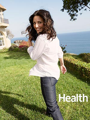 Julia Louis-Dreyfus Reveals Her Secret to Body Confidence at 52| Health, Veep, Bodywatch, Julia Louis-Dreyfus