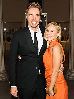 Kristen Bell & Dax Shepard's Low-Key Wedding: Sandwiches After I-Dos | Dax Shepard, Kristen Bell