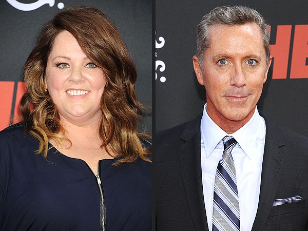 Melissa McCarthy's The Heat Costar Michael McDonald Laughs Off On-Set Injury