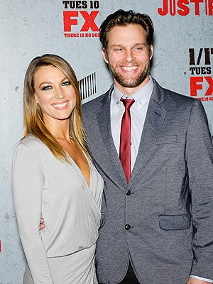 Natalie Zea & Travis Schuldt Engaged