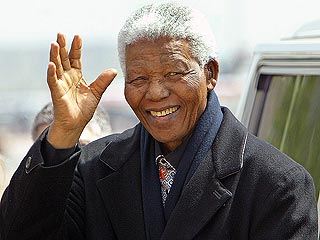 Dignitaries and Stars Pay Respects to Nelson Mandela | Nelson Mandela