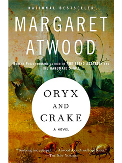 What We're Reading This Weekend: Time-Traveling Fiction| Oryx and Crake, Wolf Hall, Books, What We're Reading, Ken Follett, Margaret Atwood