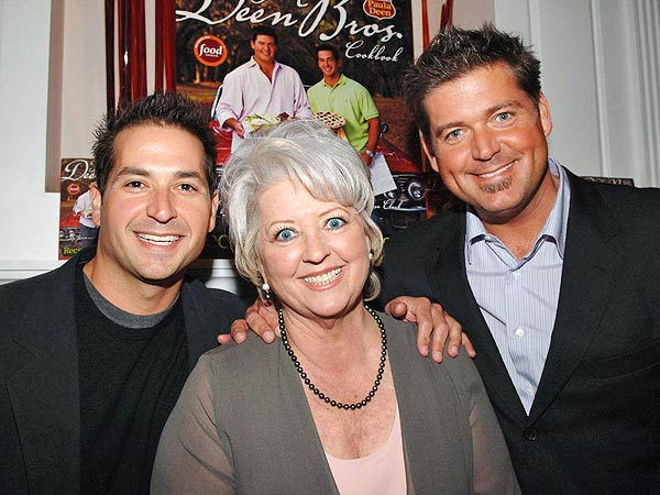 Paula Deen Celebrates Son Jamie's Birthday