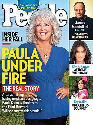 Paula Deen Loses Five-Book Deal Despite Support from Fans| Food Network, Random House, Scandals & Feuds, Celebrity Scandals, Today, Paula Deen