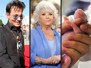 What You Missed This Weekend: Paula Deen's Downfall, Johnny Depp Pulls a Brad Pitt & More | Johnny Depp, Paula Deen