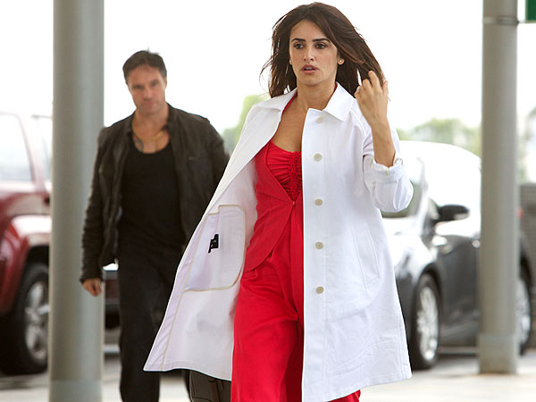 Penélope Cruz, Michael Fassbender & Javier Bardem Face Off in The Counselor