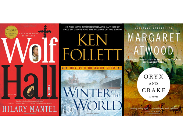 Book Reviews: Wolf Hall, Winter of the World, People.com Reviews