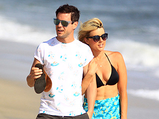 PHOTO: Ali Fedotowsky and Boyfriend Enjoy Mexican Vacation | Ali Fedotowsky