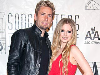 Avril Lavigne & Chad Kroeger Are Now Married (Really) | Avril Lavigne