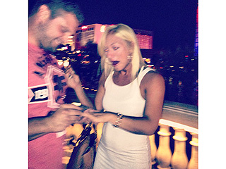 Brooke Hogan Gets Engaged in Vegas | Brooke Hogan