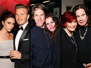 Which A-List Couples Celebrate Their Anniversaries Today? | Danny Moder, David Beckham, Julia Roberts, Ozzy Osbourne, Sharon Osbourne, Victoria Beckham