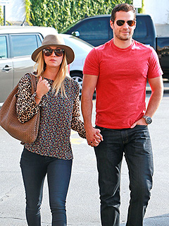 Henry Cavill & Kaley Cuoco Step Out – Holding Hands | Henry Cavill, Kaley Cuoco