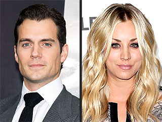 Henry Cavill Is Dating Kaley Cuoco
