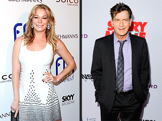 LeAnn Rimes Reveals She'll Be in Lingerie for Anger Management Role | Charlie Sheen, LeAnn Rimes