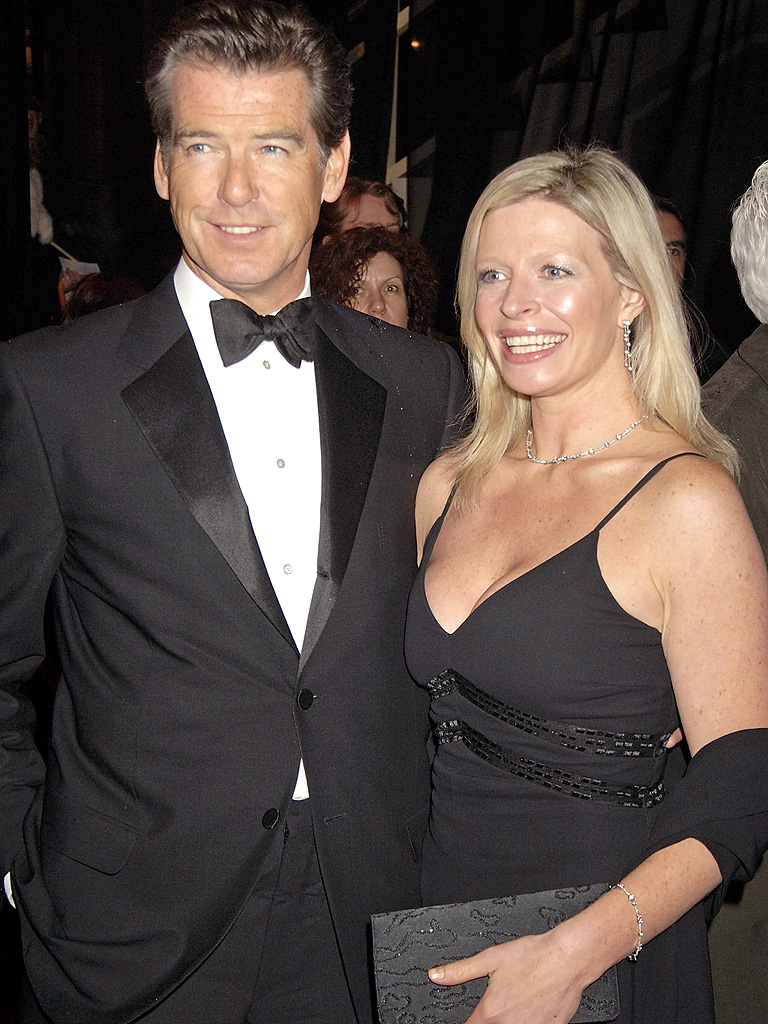 Pierce Brosnan's Daugh...