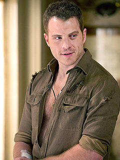 True Blood's Rob Kazinsky Loves His Nude Scenes