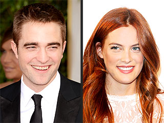 Is Robert Pattinson Dating Elvis's Granddaughter?