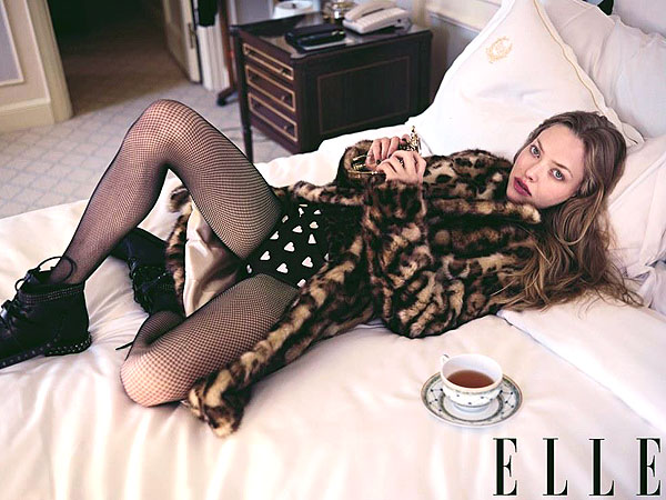Amanda Seyfried on Men: It's Sexual Attraction at First Sight| Amanda Seyfried, Dominic Cooper, Linda Lovelace, Lindsay Lohan