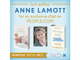Miss the Live Chat? Replay What Author Anne Lamott Had to Say