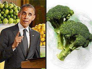 President Obama Re-Ignites 'Broccoli-Gate' | Barack Obama
