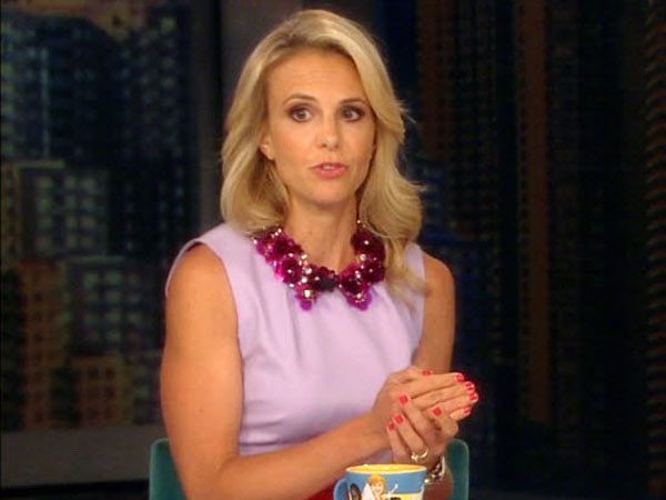 Elisabeth Hasselbeck Bids Emotional Goodbye to The View