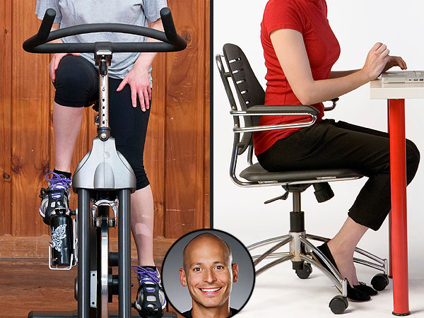 Harley Pasternak Blogs: Even Physically Active Women Sit Too Much