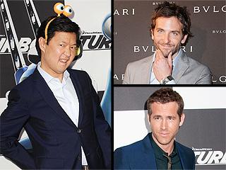 Bradley vs. Ryan: Ken Jeong Compares His Sexiest Costars | Bradley Cooper, Ken Jeong, Ryan Reynolds