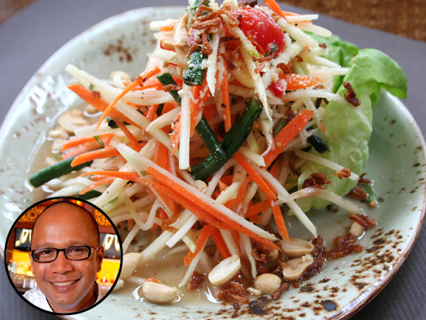 Recipe: RockSugar Pan Asian Kitchen's Summer Salad