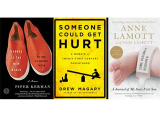 What We're Reading This Weekend: Moving Memoirs