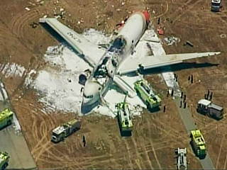 Asiana Airlines Passengers' 911 Calls Released