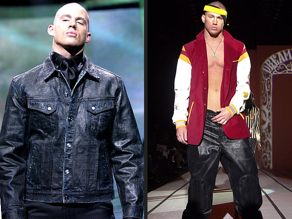 Channing Tatum's Modeling Past: Cute or Cringe-Worthy?| Channing Tatum