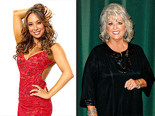 Cheryl Burke Wants Paula Deen on Dancing with the Stars | Cheryl Burke, Paula Deen